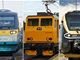Nejv�t�� �elezni�n� dopravci v �esku. �esk� dr�hy, RegioJet a Leo Express.