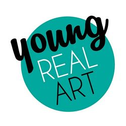 Logo projektu Young Real Art