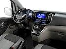 dod�vka Nissan E NV200