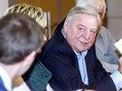 V Kongresovém centru se uskutečnila schůze nespokojených (ex)Zemanovců a jejich...