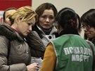 Na letišti v Kazani zasahovali i psychologové.