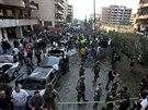 Při explozích v blízkosti íránského velvyslanectví v Bejrútu v úterý zahynulo...