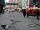 Stavem ulice 28. října u Masarykova náměstí se Ostrava pyšnit rozhodně nemůže.