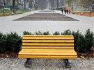 Komenského sady v centru Ostravy prošly výraznou rekonstrukcí. (13. listopadu