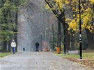 Ostravské Komenského sady patří k největším městským parkům v České republice.