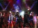 V pražské O2 aréně vystoupilo sedm celosvětově proslulých kouzelníků a...