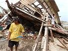 V Marabutu nezemřelo tolik lidí jako v nedalekém Taclobanu, i jeho obyvatelé
