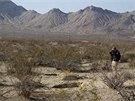 Ostatky pohřešované rodiny ležely v mělkých hrobech v Mohavské poušti, našel je