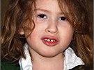 Čtyřletý Gianni McStay, který v roce 2010 beze stopy zmizel se svou rodinou.