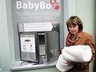 Nov� modern� babybox v pra�sk�m Hloub�t�n�.