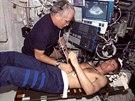 Zařízení pro diagnostiku zdraví na oběžné dráze má uplatnění i na Zemi