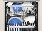 Nové myčky Electrolux dokážou umýt najednou až 15 sad nádobí.