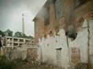 V areálu chátrající Tepny se na podzim opakovalo několik požárů.