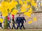 Na Den válečných veteránů přijeli do Hradce Králové i němečtí záložáci z...