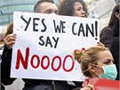 Na Albánii se se žádostí, aby se na zničení syrskcýh chemických zbraní