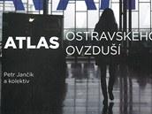 Obálka nového atlasu opatřená fotografií Martina Straky.
