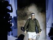 JDEME NA TO. Z kou�e se no�� sv�tov� jedni�ka Rafael Nadal, kterou �ek� fin�le...