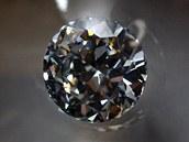 V showroomu D.I.C. představili největší diamant ve střední Evropě. Váží 50,25