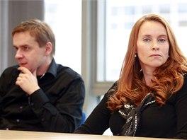 Novou šéfredaktorkou MF DNES se stala novinářka Sabina Slonková, která na