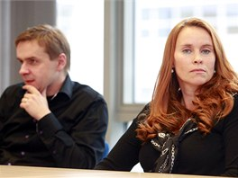 Novou ��fredaktorkou MF DNES se stala novin��ka Sabina Slonkov�, kter� na
