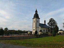 Kostel Panny Marie Sedmibolestné v Předhradí byl postaven v letech 1752 – 1753.