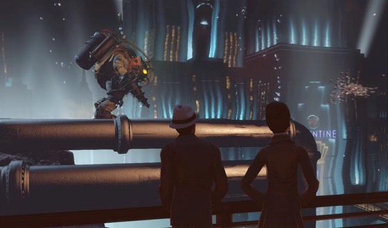 Stahovateln� obsah Burial at Sea pro BioShock Infinite