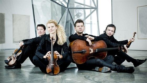 Aktu�ln� sestava Pavel Haas Quartet