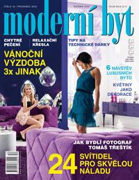 Další zajímavé návštěvy najdete v časopise Moderní byt
