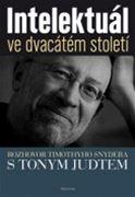 Intelektuál ve dvacátém století (obálka knihy)