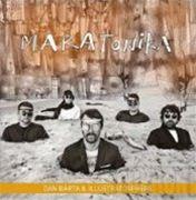 Dan Bárta & Illustratosphere: Maratonika (obal alba)