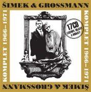 Šimek & Grossman: Komplet 1966-1971 (obal)