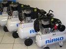 Kvalitní kompresory a kompresorové stanice od firmy T-servis