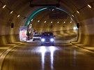 Tunelový komplex Blanka je těsně před dokončením, otevřít by se měl podle...