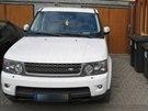 Jedno z aut, které policie zadržela při akci ZENON. Při ní byla obviněna...