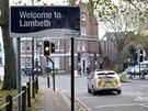 V jednom z dom� v lond�nsk� �tvrti Lambeth v�znil dlouh� roky star�� p�r...