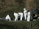 Nalezené ostatky patří několika desítkám lidí. Na některých z nich je patrné,...