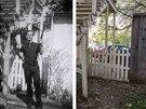 Fotograf Adrees Latif se vydal do Dallasu a zdokumentoval, jak po půl století...