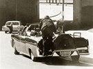 Vražda amerického prezidenta Johna F. Kennedyho v Dallasu. (22. listopadu1963)