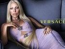 Lady Gaga se stala tváří značky Versace