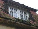 Storchova vila v Barto�ov� ulici na pra�sk� Zbraslavi.
