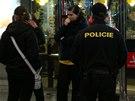 Svědci incidentu přivolali policii.