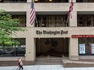 S�dlo den�ku The Washington Post ve Washingtonu nedaleko B�l�ho domu