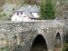 Historický most v Rabštejně