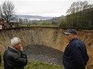Kam ten rybník zmizel? Místní z vesnice Sanice si lámou hlavu, co se stalo s