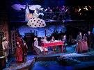 Studio DVA připravilo vánoční hru Děvčátko