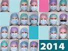 Sestry z oddělení centrálních sálů a sterilizace ve Fakultní nemocnici v Hradci...