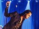 Nick Cave & The Bad Seeds zahráli 22.11. 2013 v pražské Tipsport aréně.