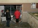 V Příkazech vybuchl ve sklepě rodinného domu pravděpodobně plyn. (20. 11. 2013)