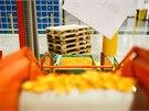 Kladenská továrna LEGO.