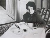 Juliána Lápková v osmdesátých letech.
